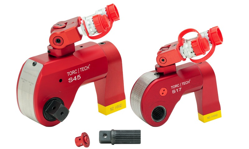TW-S Series Square Drive Hydraulic Torque Wrenches