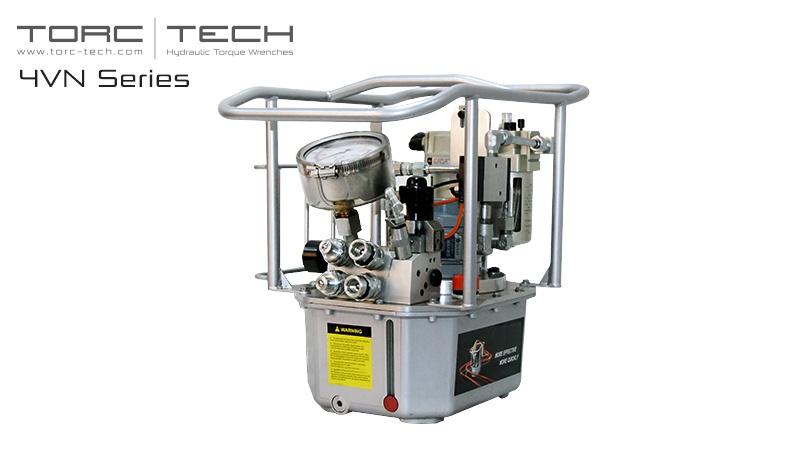 4VN Series Air Driven Hydraulic Torque Pumps